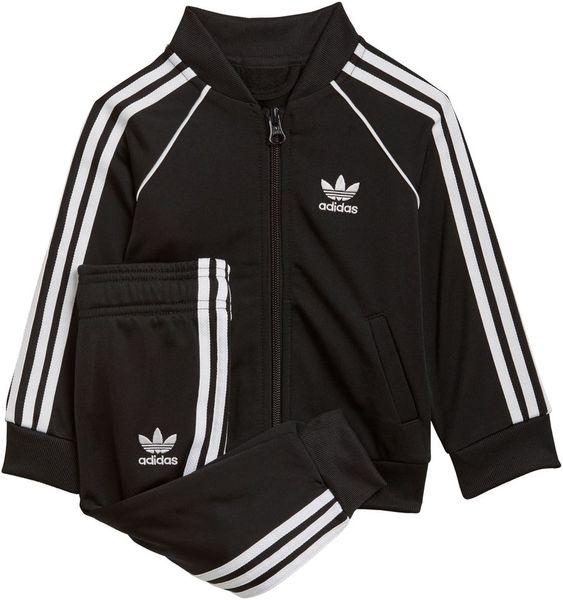 Trening Adidas Originals negru baieti